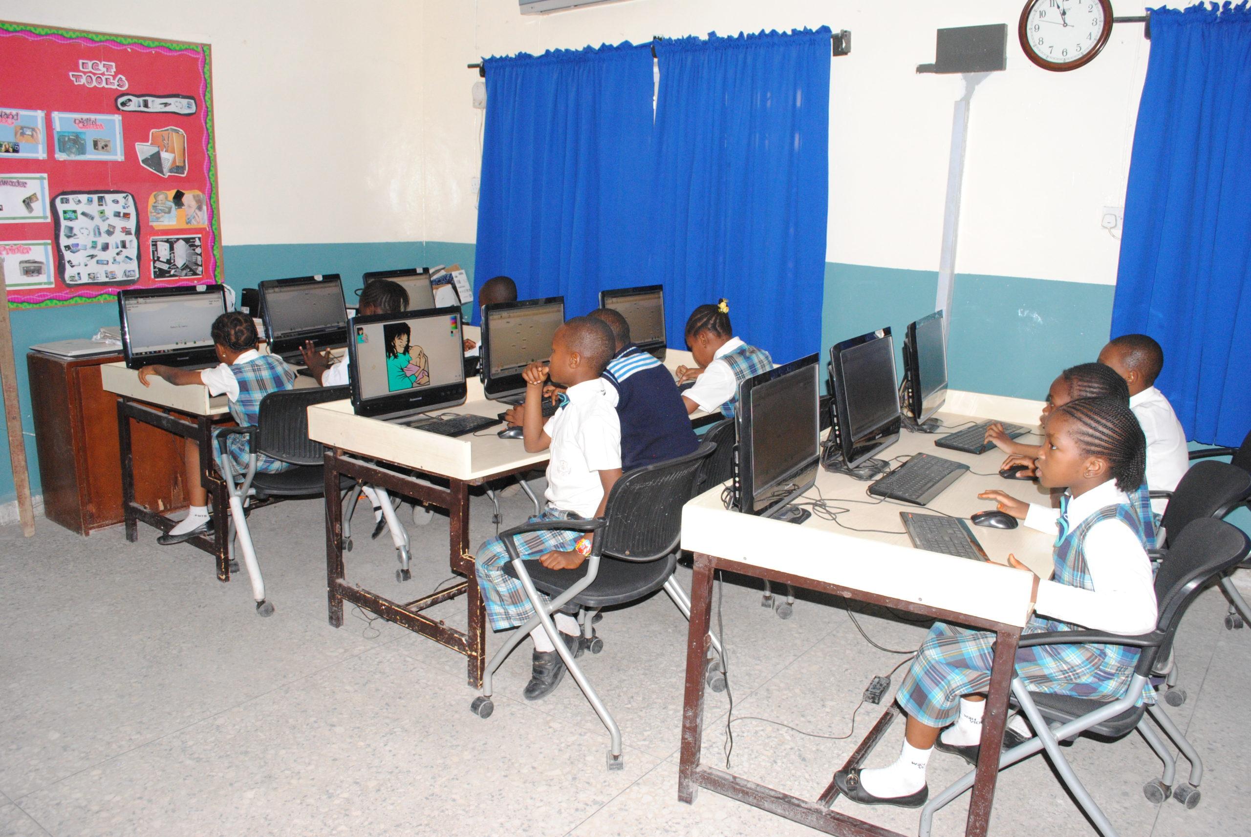 Danbo Schools ICT laborotaty